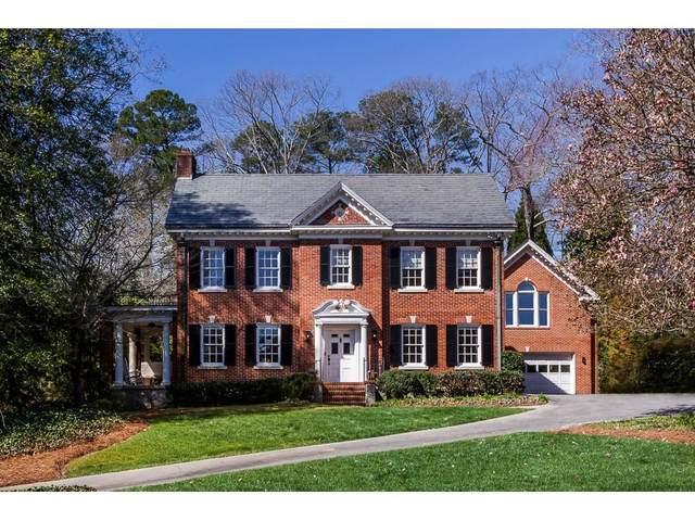 1088 Lullwater Road NE, Atlanta, GA 30307 (MLS #6714185) :: Kennesaw Life Real Estate