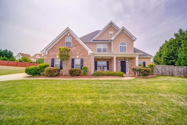 26 Buckthorn Drive, Jefferson, GA 30549 (MLS #6714206) :: The Butler/Swayne Team