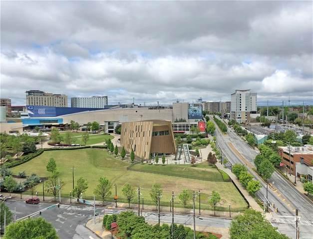 115 W Peachtree Place NW #301, Atlanta, GA 30313 (MLS #6714216) :: The Zac Team @ RE/MAX Metro Atlanta