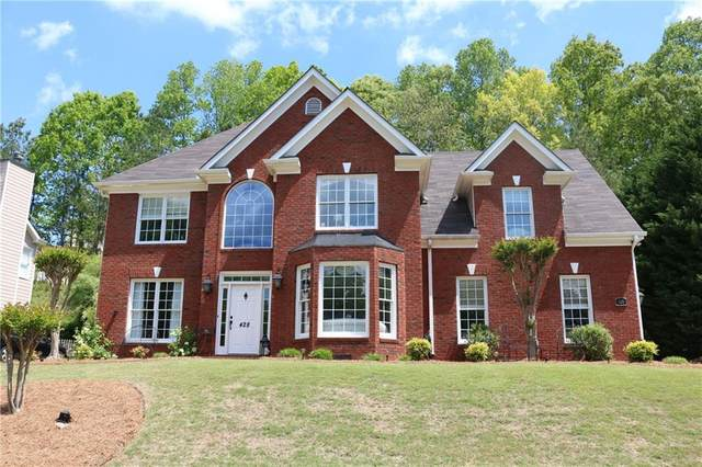 428 Old Deerfield Lane, Woodstock, GA 30189 (MLS #6714622) :: North Atlanta Home Team