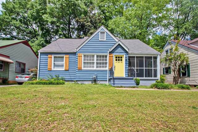 1649 Beecher Street SW, Atlanta, GA 30310 (MLS #6714661) :: Kennesaw Life Real Estate