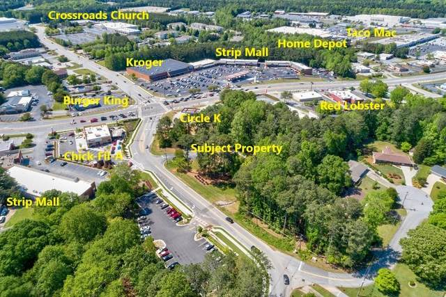 5754 W Stewart Mill Road, Douglasville, GA 30135 (MLS #6714666) :: The Zac Team @ RE/MAX Metro Atlanta