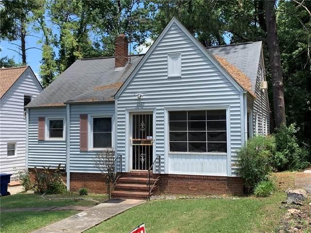 1673 Richland Road SW, Atlanta, GA 30311 (MLS #6714711) :: Team RRP | Keller Knapp, Inc.