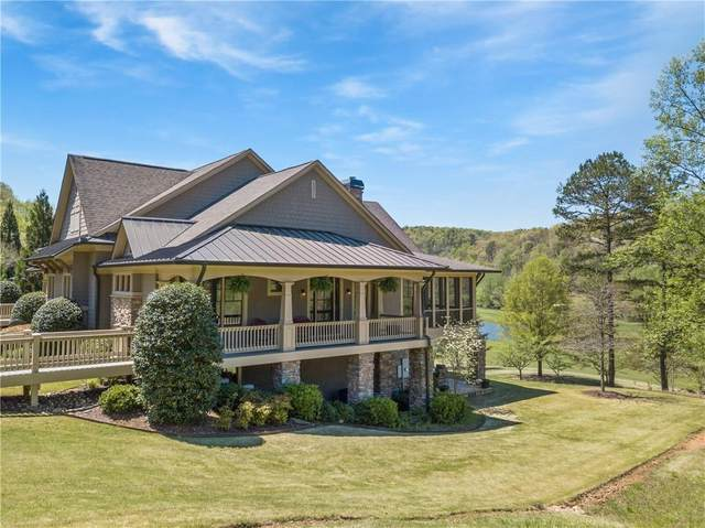 25 Fairway Court, Dahlonega, GA 30533 (MLS #6714764) :: The Zac Team @ RE/MAX Metro Atlanta