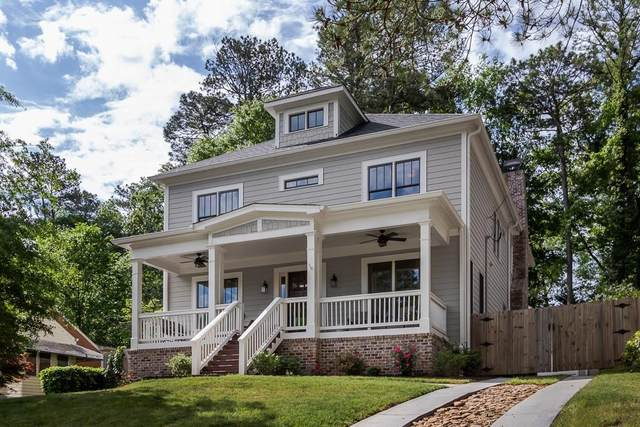 145 Park Drive, Decatur, GA 30030 (MLS #6714784) :: AlpharettaZen Expert Home Advisors