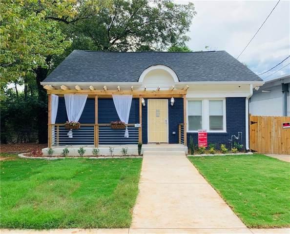 155 Gordon Terrace SW, Atlanta, GA 30314 (MLS #6714794) :: The Cowan Connection Team