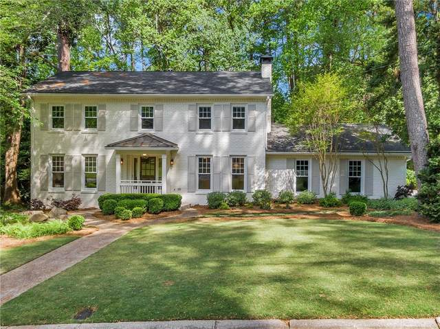 2848 Woodland Park Drive NE, Atlanta, GA 30345 (MLS #6714838) :: The Zac Team @ RE/MAX Metro Atlanta