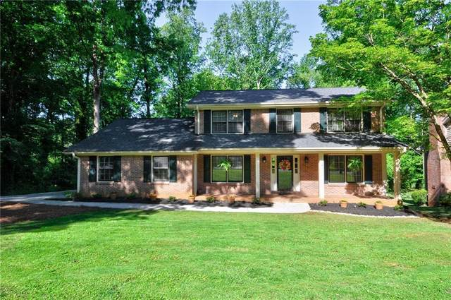 2850 Thornridge Lane, Atlanta, GA 30340 (MLS #6714923) :: Thomas Ramon Realty
