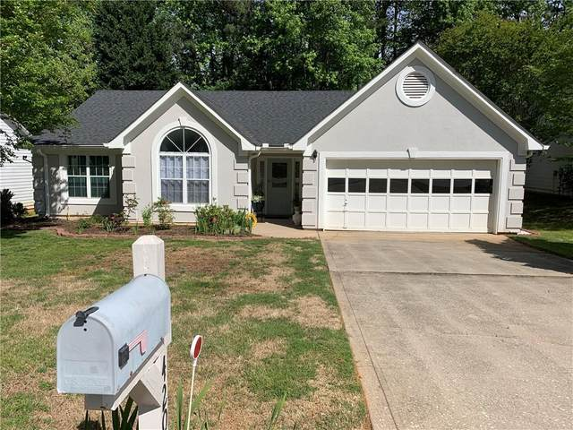 420 Paris Drive, Lawrenceville, GA 30043 (MLS #6714943) :: Thomas Ramon Realty
