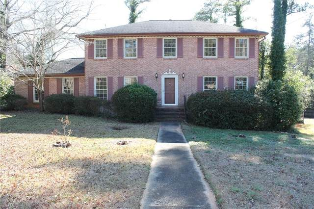 3169 Oxbridge Way, Lithonia, GA 30038 (MLS #6714975) :: AlpharettaZen Expert Home Advisors
