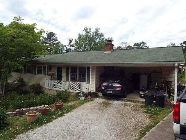 7165 Tulip Drive, Lithia Springs, GA 30122 (MLS #6715063) :: The Realty Queen & Team