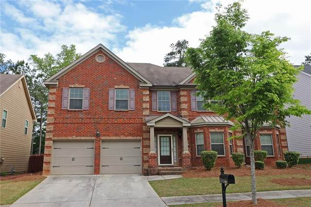 8000 Snapwell Drive, Fairburn, GA 30213 (MLS #6715078) :: North Atlanta Home Team