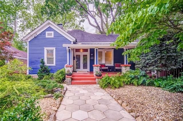 1333 Mclendon Avenue NE, Atlanta, GA 30307 (MLS #6715124) :: Path & Post Real Estate