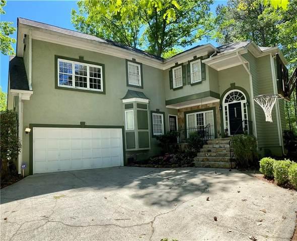 3111 Sandhurst Drive, Woodstock, GA 30189 (MLS #6715211) :: Thomas Ramon Realty