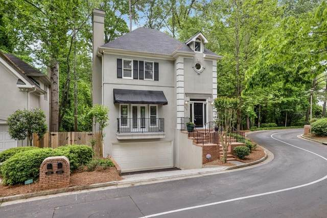 1300 Wildcliff Parkway NE, Atlanta, GA 30329 (MLS #6715263) :: North Atlanta Home Team