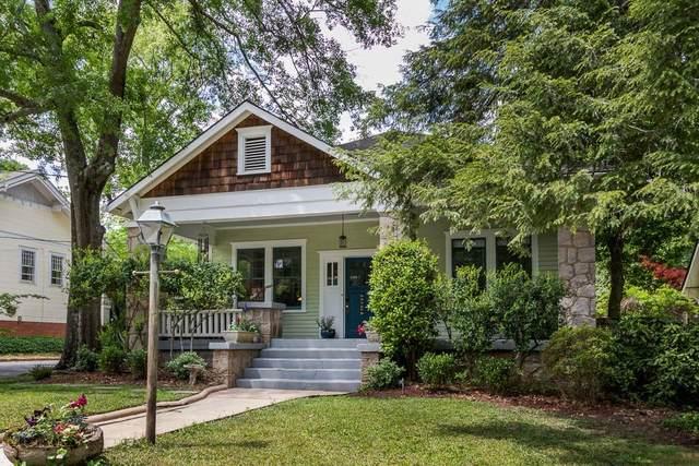 402 Ponce De Leon Place, Decatur, GA 30030 (MLS #6715281) :: Thomas Ramon Realty