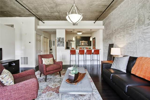245 N Highland Avenue NE #219, Atlanta, GA 30307 (MLS #6715499) :: Dillard and Company Realty Group