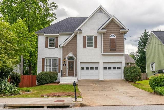 405 Lockwood Terrace, Decatur, GA 30030 (MLS #6715505) :: The Zac Team @ RE/MAX Metro Atlanta