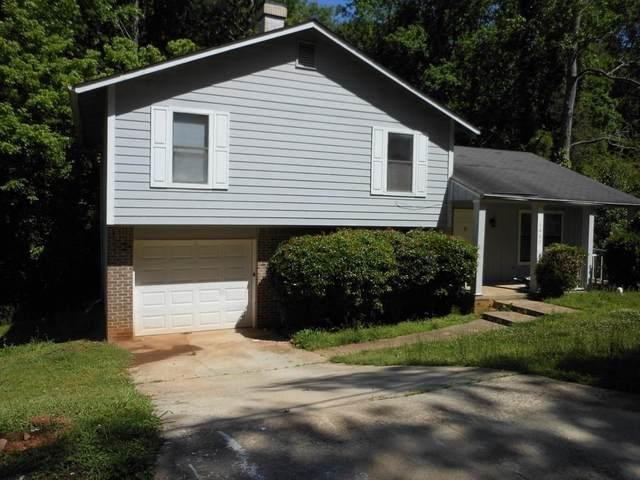 1467 Muirfield Drive, Stone Mountain, GA 30088 (MLS #6715546) :: The Hinsons - Mike Hinson & Harriet Hinson