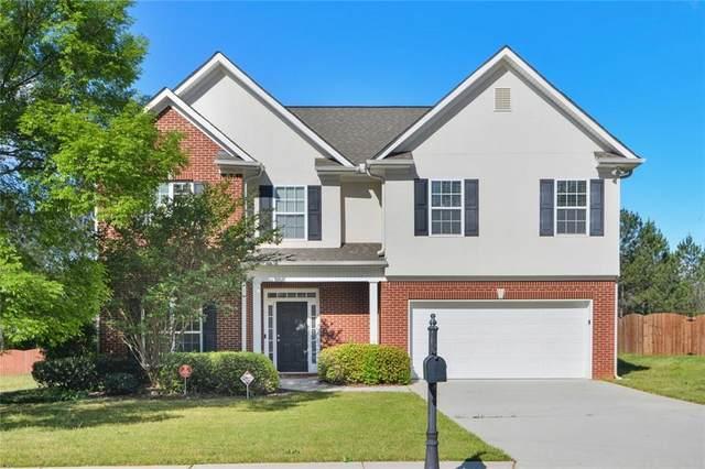 330 Champions Drive, Fairburn, GA 30213 (MLS #6715643) :: Tonda Booker Real Estate Sales