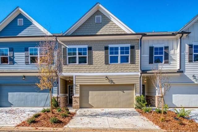 1383 Heights Park Drive #5, Atlanta, GA 30316 (MLS #6715687) :: Path & Post Real Estate