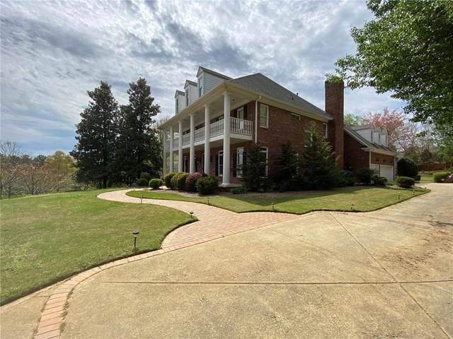 1066 Woodruff Plantation Parkway SE, Marietta, GA 30067 (MLS #6715708) :: North Atlanta Home Team