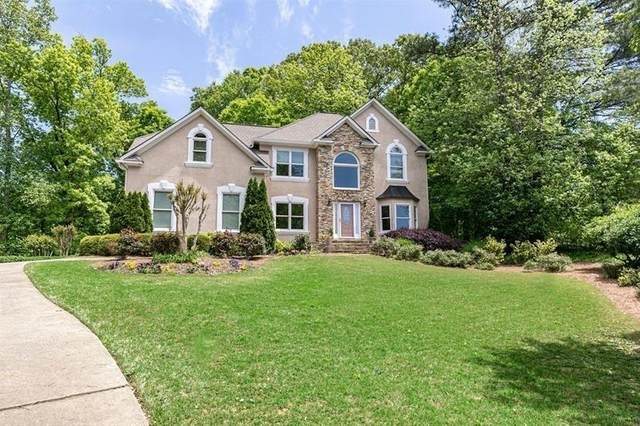 3341 Eagle Watch Drive, Woodstock, GA 30189 (MLS #6715745) :: The Heyl Group at Keller Williams