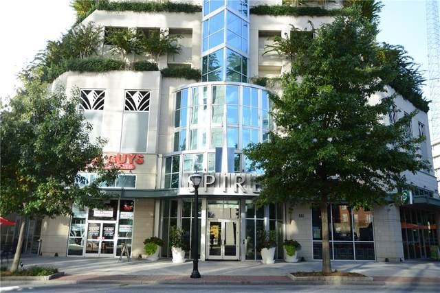 860 Peachtree Street NE #2814, Atlanta, GA 30308 (MLS #6715815) :: The Zac Team @ RE/MAX Metro Atlanta