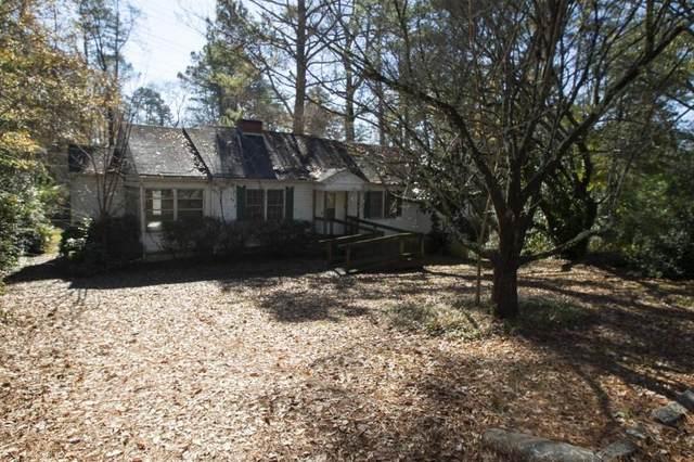 1443 Merriman Lane, Atlanta, GA 30324 (MLS #6715900) :: RE/MAX Paramount Properties