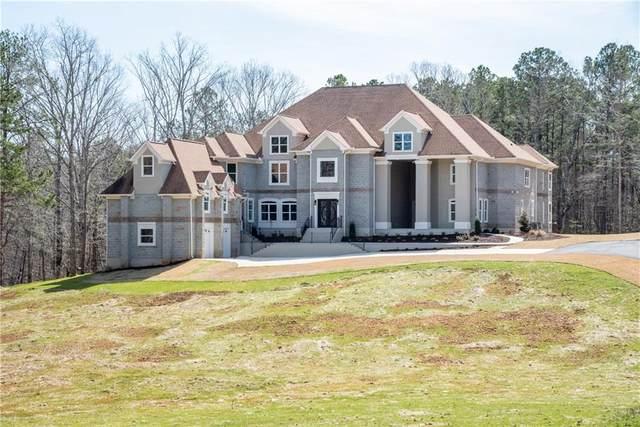 7235 Rand Drive, Douglasville, GA 30135 (MLS #6715955) :: North Atlanta Home Team