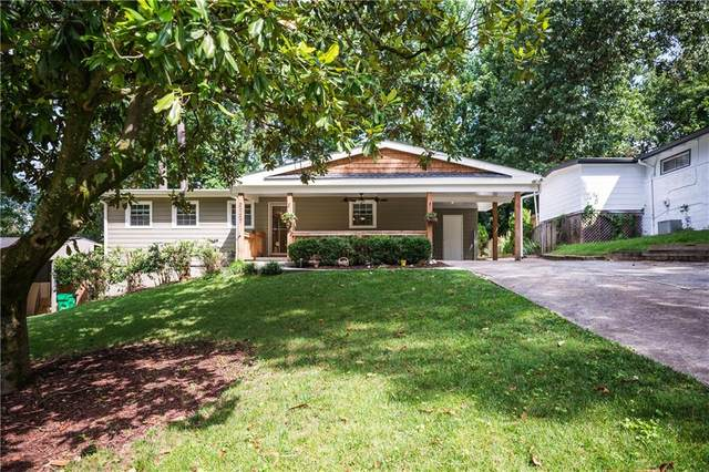 2127 Drew Valley Road NE, Brookhaven, GA 30319 (MLS #6715979) :: The Butler/Swayne Team