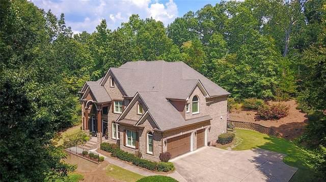 841 E Shore Drive, Canton, GA 30114 (MLS #6716120) :: North Atlanta Home Team