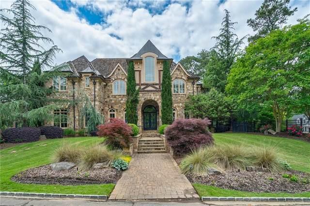 4320 Lakehaven Drive NE, Atlanta, GA 30319 (MLS #6716143) :: RE/MAX Paramount Properties