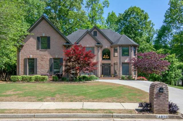 4020 Amberfield Circle, Peachtree Corners, GA 30092 (MLS #6716253) :: North Atlanta Home Team