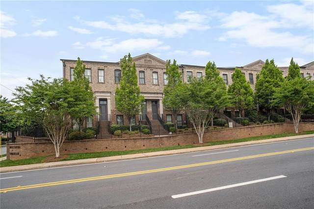 3542 Roswell Road NW, Atlanta, GA 30305 (MLS #6716291) :: The Heyl Group at Keller Williams