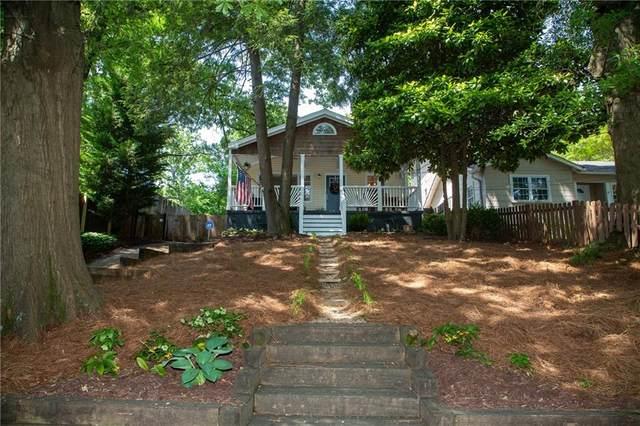 1470 Kenwood Avenue NW, Atlanta, GA 30309 (MLS #6716484) :: The Zac Team @ RE/MAX Metro Atlanta