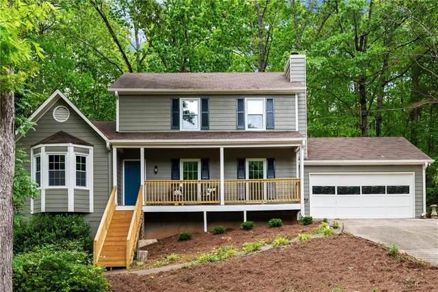 140 Williamsburg Lane, Woodstock, GA 30189 (MLS #6716493) :: North Atlanta Home Team