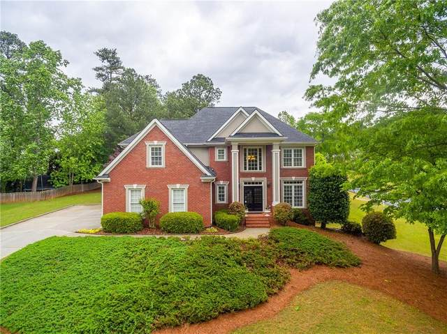 595 Woodbrook Way, Lawrenceville, GA 30043 (MLS #6716688) :: The Heyl Group at Keller Williams