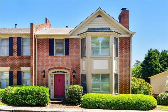 17 Plantation Drive NE, Atlanta, GA 30324 (MLS #6716721) :: The Zac Team @ RE/MAX Metro Atlanta
