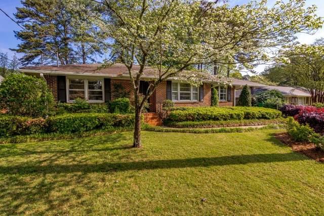 1507 Knollwood Terrace, Decatur, GA 30033 (MLS #6716843) :: The Zac Team @ RE/MAX Metro Atlanta