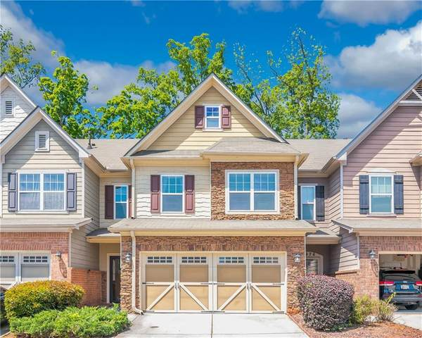 3974 Fireoak Drive #126, Decatur, GA 30032 (MLS #6716872) :: The Zac Team @ RE/MAX Metro Atlanta