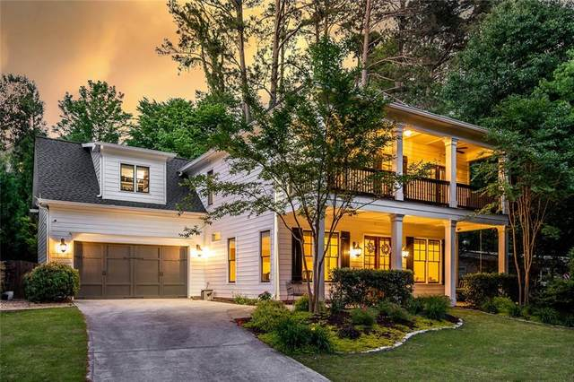 2283 Drew Valley Road NE, Brookhaven, GA 30319 (MLS #6716986) :: The Butler/Swayne Team