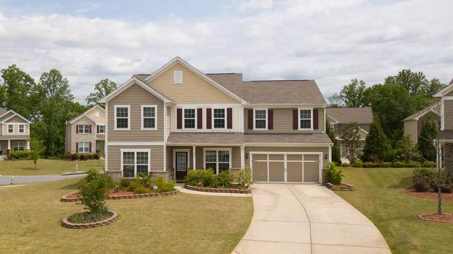 855 Great Glen Place, Suwanee, GA 30024 (MLS #6717112) :: The Butler/Swayne Team