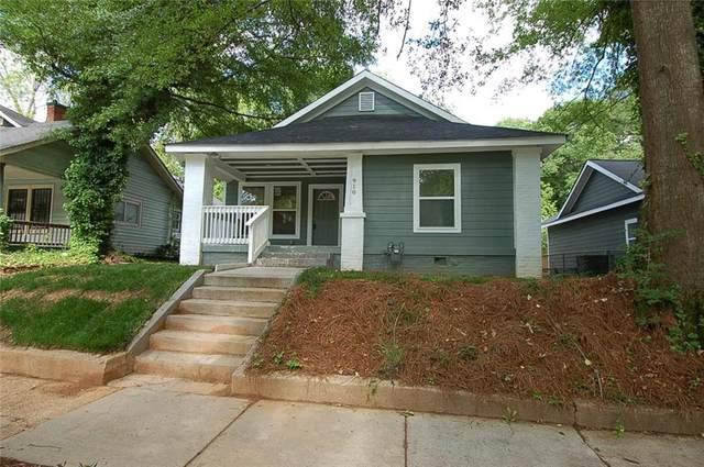 910 Gaston Street SW, Atlanta, GA 30310 (MLS #6717152) :: AlpharettaZen Expert Home Advisors
