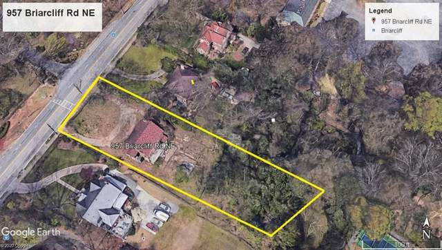 957 Briarcliff Road NE, Atlanta, GA 30306 (MLS #6717203) :: Rock River Realty