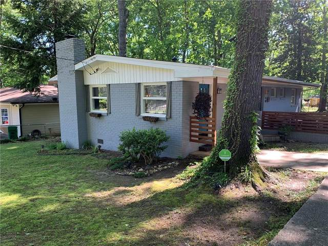 1364 Ruth Place, Decatur, GA 30035 (MLS #6717245) :: The Zac Team @ RE/MAX Metro Atlanta