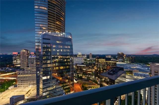 3324 Peachtree Road NE #2615, Atlanta, GA 30326 (MLS #6717278) :: RE/MAX Prestige