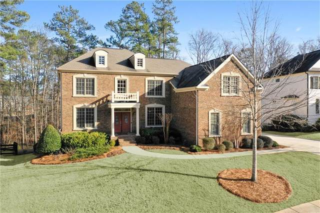 624 Oakbourne Way, Woodstock, GA 30188 (MLS #6717320) :: Thomas Ramon Realty