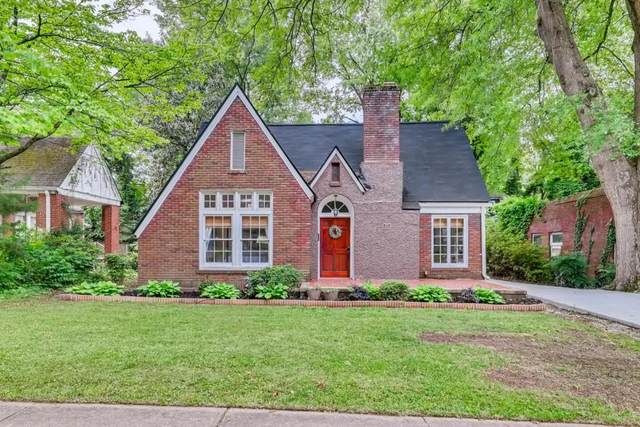 1806 Walker Avenue, College Park, GA 30337 (MLS #6717359) :: Good Living Real Estate