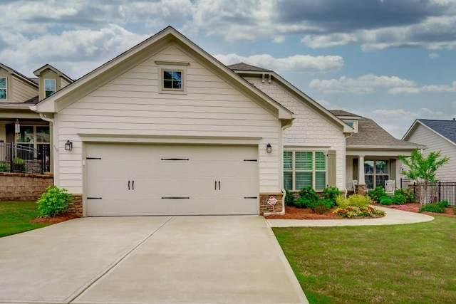 223 Windy Ridge Lane, Canton, GA 30114 (MLS #6717405) :: Thomas Ramon Realty